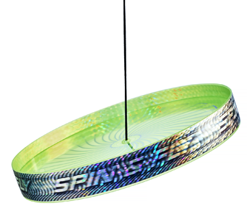 Acrobat Spin-N-Fly Green