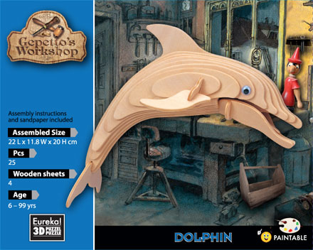 Gepetto's Dolphin