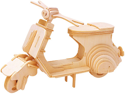 Gepetto's Scooter
