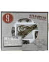 9 Steampunk Puzzles *-**** (grey box)