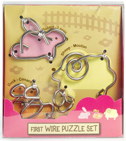 First Wire Animal 1 set