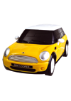 Mini Cooper -yellow-
