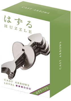 Huzzle Cast Arrows
