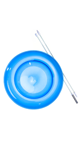 Acrobat Spinning Plate - Blue