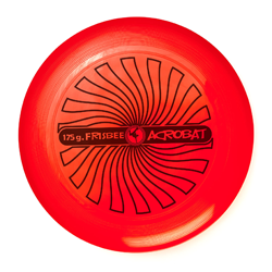 Acrobat Flying Disc - Red
