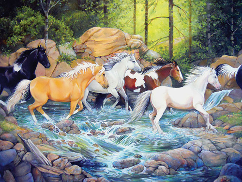 The Horse Crossing