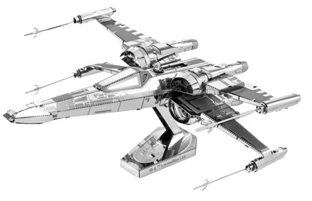 Star Wars EP7 Poe Dameron's X-Wing Fighter